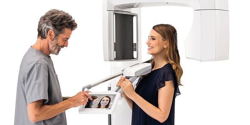Ortopan Slikanje zobovja rentgen rtg